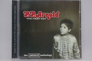 P.P. Arnold - The First Cut :The Immediate Anthology  CD Album  RARE