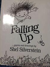 Lot 3  Shel Silverstein Books Sidewalk Ends, Falling Up, A light in the attic w