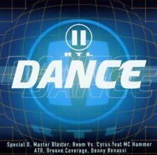 RTL II Dance (2003, EMI) Beam vs. Cyrus feat. MC Hammer, Special D, Mas.. [2 CD]
