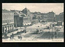 France French Riviera NICE Casino Place Massena c1902 u/b PPC