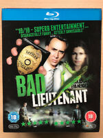 Bad Lieutenant Puerto de Call Nuevo Orleans 2009Gb Blu-Ray con / Lenticular