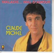 45TRS VINYL 7''/ FRENCH SP TREMA / CLAUDE MICHEL / MALADIE... MAL D'AMOUR