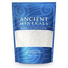 Baño Cloruro De Magnesio Natural Concentrado Relajante Antiestrés Piel Sensible