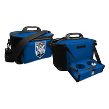 NRL Canterbury Bulldogs DRINK COOLER ICE BOX BAG WITH DRINK TRAY Christmas Gift