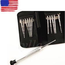 NEW Screwdriver Set Repair Tools Kit with Leather Bag for DJI Phantom 3 / 4 USA