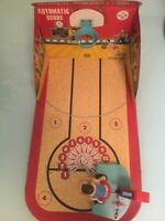 Vintage! 1950's Marx Toys All Star Basketball Tin Game - Mark-O-Matic with BALLS