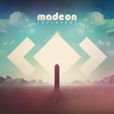 Madeon Adventure CD-DIGIPACK NUOVO