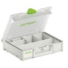 Festool Systainer Organizer SYS3 ORG M 89 6xESB Einsatzboxen 204854 Neu