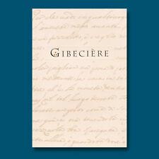 Gibecière #15 | Vol 08 / No 01 | 2013 | OVP | Conjuring Arts | Zauber Historie