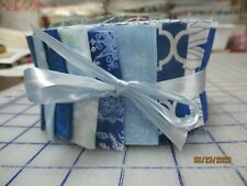 Awesome Shades Of Blues Jelly Roll For Quilters