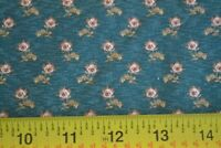 """By 1/2 Yd, Calico on Green Quilting, Windham/""""Alexsandra""""/Koval/33065-1, B103"""