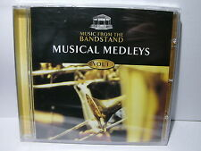 Music From The Bandstand - Musical Medleys VOL 1 NEW NUOVO SIGILLATO SEALED CD
