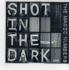 (FN360) The Magic Numbers, Shot In The Dark - 2014 DJ CD