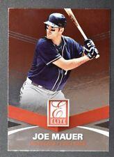2015 Elite #52 Joe Mauer - NM-MT