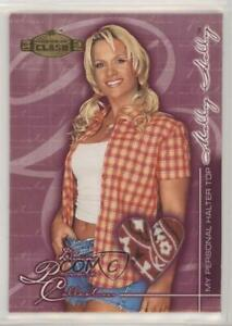 2001 Fleer WWE Championship Clash Divas Private Collection Molly Holly #DPC-MH