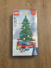 LEGO 40338 Limited Edition Christmas Tree Exclusive Holiday Promo