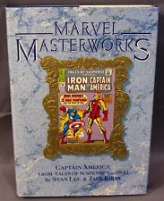 MARVEL MASTERWORKS VOL. 14 (Captain America, Tales of Suspense 59-81) 1st Print