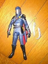 GI JOE COBRA COMMANDER FIGURE LOT CLASSIFIED 6 INCH READ DESCRIPTION