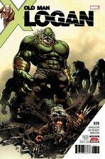 Old Man Logan #26 Comic Book 2017 - Marvel