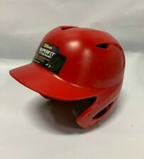Wilson SuperFit Batting Helmet WTA5407 Scarlet ****