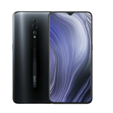 OPPO Reno z 128GB (Unlocked) DUAL SIM 6.4in 48MP 8GB RAM Waterdrop Helio Black