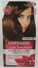Garnier Colour Sensation Intense Permanent Hair Colour 4.3 Light Golden Brown