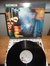 """William Orbit """"Strange Cargo"""" LP I.R.S. EUROPE 1987"""