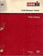 Case/Ih 5120 Maxxum Tractor Parts Manual Don 8-5674