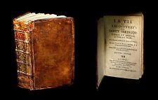 [THEOLOGIE SAINT-BENOIT Ordre Bénédictin] MEGE Vie & oeuvres de Sainte Gertrude.