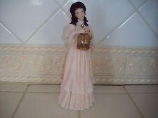 "Beautiful Authentic Collectible Jamalea Corre Porcelain Figurine ""Cynthia"""