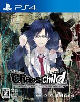 USED PS4 CHAOS; CHILD