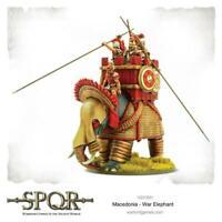 SPQR: MACEDONIA WAR ELEPHANT - HAIL CAESAR - WARLORD GAMES