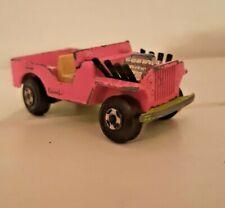 Matchbox Lesney jeep hot rod