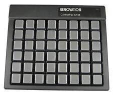Genovation ControlPad CP48 DB9 Serial