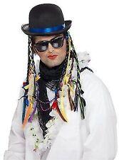 Smiffy's Chameleon Hat - Smiffys Fancy Dress 80s George Boy Costume 1980s
