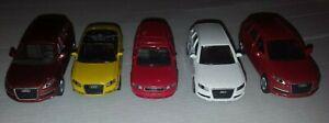 Siku - Audi Joblot 4 x