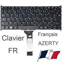 Français AZERTY Clavier Noir Acer V3-371