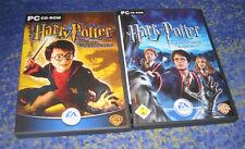 Harry Potter und der Gefangene von Askaban und Kammer des Schreckens Deutsch