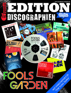 Fools Garden - The Lost Tapes - Vol. 1  inkl. Discographie, Poster etc.