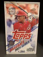 2021 Topps Series 1 Baseball Hobby Box - NEW - FACTORY SEALED