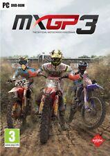 MXGP3-La Oficial Videojuego Motocross (Pc-Dvd) Nuevo Sellado MXGP