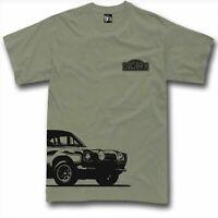 MEXICO Mk 1 LOGO T-SHIRT Gildan Escort Ford Vintage AVO RS 2000 I mark X flow