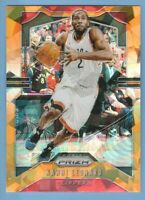 2019-20 Panini Prizm #149 Orange Cracked Ice Kawhi Leonard CLIPPERS