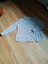 EWM floral blouse size 14