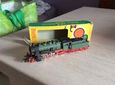 Rarissima Locomotiva con vagone carbone Berliner Bahnen TT 1:120 da collezione