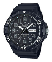 MRW-210H-1A Casio Mens Watches 100M Date Day Display Analog Resin Band Brand-New