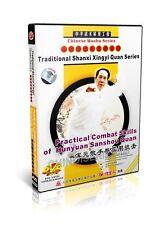 Shanxi Xingyi Quan - Practical combat skills of Hunyuan SanshouQuan Dvd