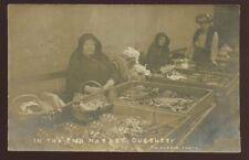 More details for channel islands guerney fish market 1905 rp ppc