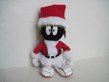 "Warner Bros Studio Store Looney Tunes MARVIN THE MARTIAN 14"" CHRISTMAS Plush"