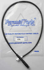 Pyramid Parts Speedo Cable fits: Honda C90 Cub 96-02